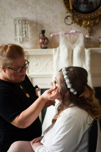 the Liverpool Wedding Blog Wedding Makeup and Hair