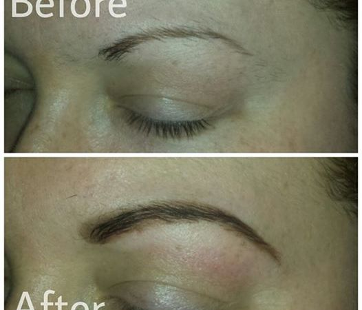 Brows and Spray tans liverpool wedding blog