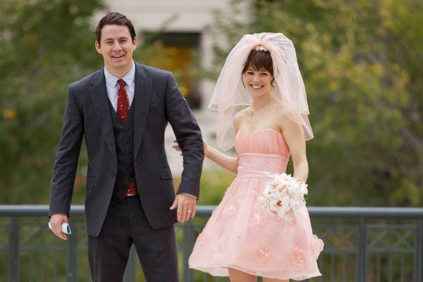 The vow movie wedding
