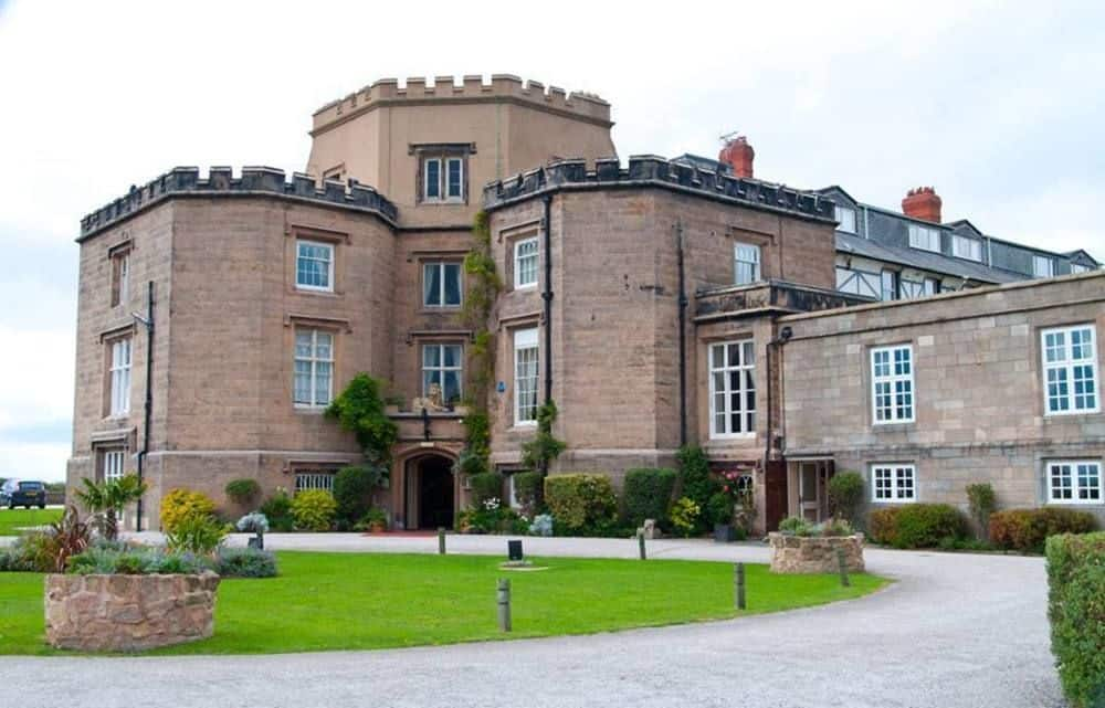 Leasowe Castle - Photo from google