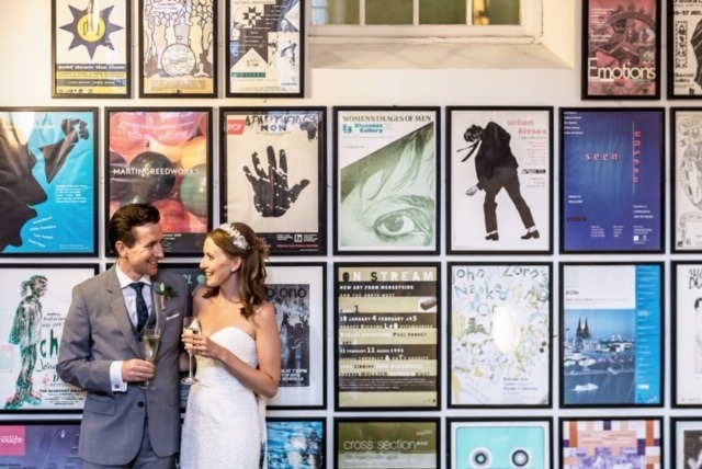 Weddings at The Bluecoat Liverpool