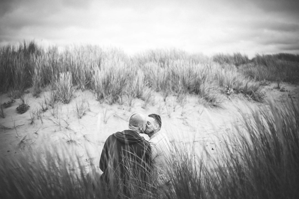 beach pre wedding shoot liverpool