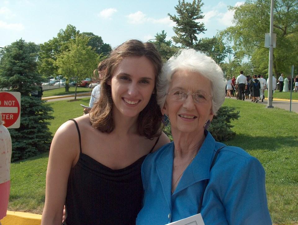 Grandma and Vanessa
