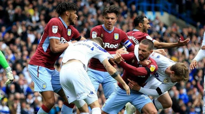 Check out the Live Scores Between Leeds and Aston Villa at Halftime.