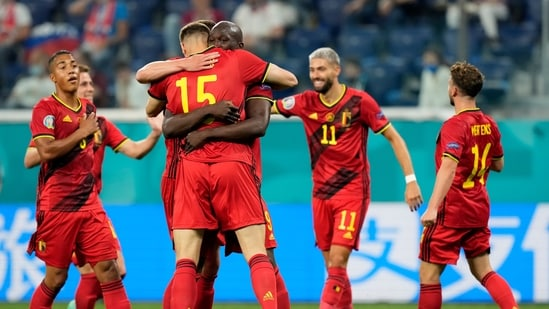 Check Out What Eden Hazard Did in Just 20 Minutes as Belgium Pass Through Russia with Easy Ride. See Fans Reactions