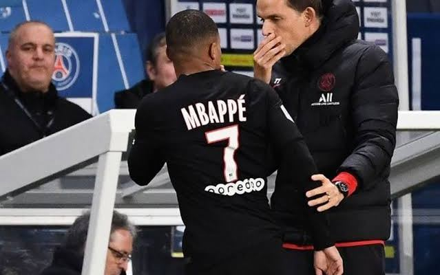 Kylian Mbappe Refuses to Extend his Contact at PSG as He Give Sign to Tuchel by Praising Him.