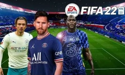 Download FIFA 22 Android MESSI to PSG Offline Mod PS5 New Update
