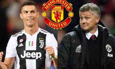 Fans React As Ronaldo Make a Switch Back to Manchester United.