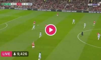 Watch Manchester United vs Villarreal Live Streaming Match #MUNVIL #MUFC #ChampionsLeague #UCL