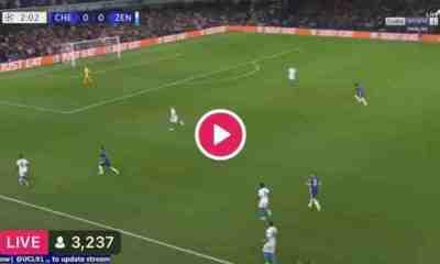 How to watch Chelsea vs Zenit St. Petersburg Live Streaming Match Free Online TV #CHEZEN #ChampionsLeague