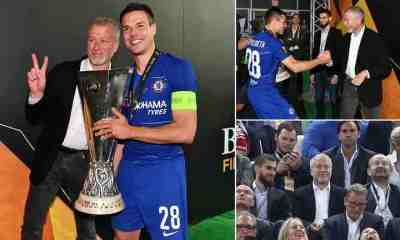 Check out the Singular Reason Why Chelsea Owner Flew Into The UK Without A Visa