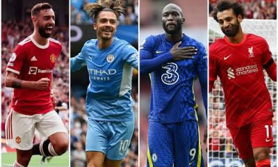 EPL: Chelsea, Liverpool, Man United and Man City Fixtures From Now Till December. Check out the Who gets the Toughest.
