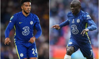 Good News as Two Chelsea's Star Make a Come Back from Injuries and Trained For their Next Fixture.