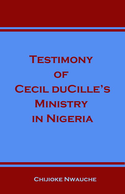 BroDuCilles Ministry Nigeria Cover Icon