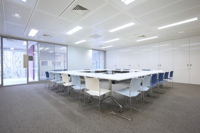 First floor large meeting / activity room