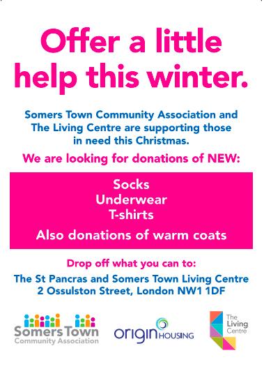 Offer a little help this winter