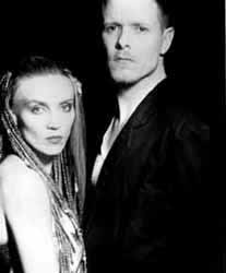 publicity photo for World Of Skin. London.