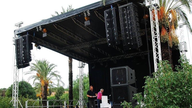 Launching HDA24 LSS Line-Array