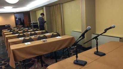 Marriott Hotel Conference – Dallas, TX