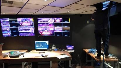 Video Control Room Installation @ Birchman Church