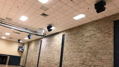 Audio System Upgrade (Gym), Fort Worth TX