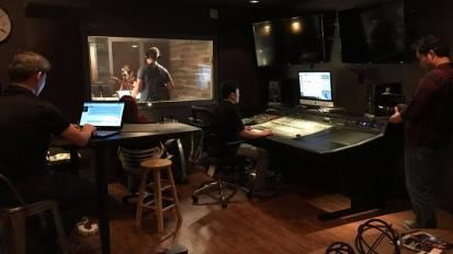 Studio Recording @ Birchman Baptist Church
