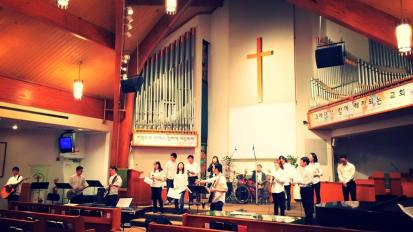 A/V Installation & Consultation @ Korean Presbyterian Church of Metro Detroit