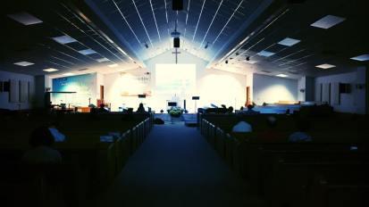 A/V Installation @ Korean Church of Dallas