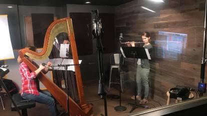 Orchestra Recording for Birchman Annual Album Project