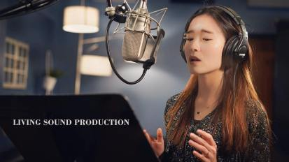 [VIDEO] Vocal M/V Project @ Living Sound Studio