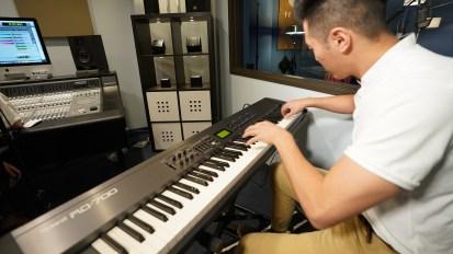 [VIDEO] Keys M/V Production @ Living Sound Studio