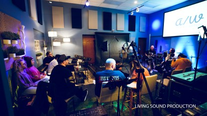 [VIDEO] Artisan Writers @ Living Sound Studio
