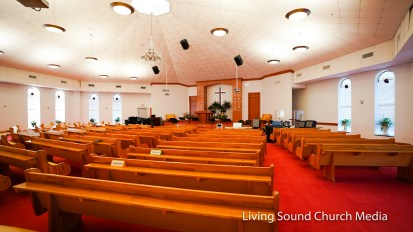 A/V Consultation @ Enid Korean Church of Grace – Enid, OK