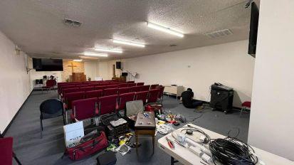 [AV Installation] Korean Baptist Church of San Angelo in San Angelo, TX