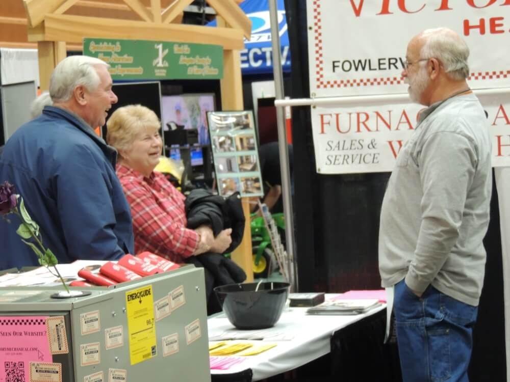 Be Inspired At The 54th Annual Livingston County Home U0026 Garden Show