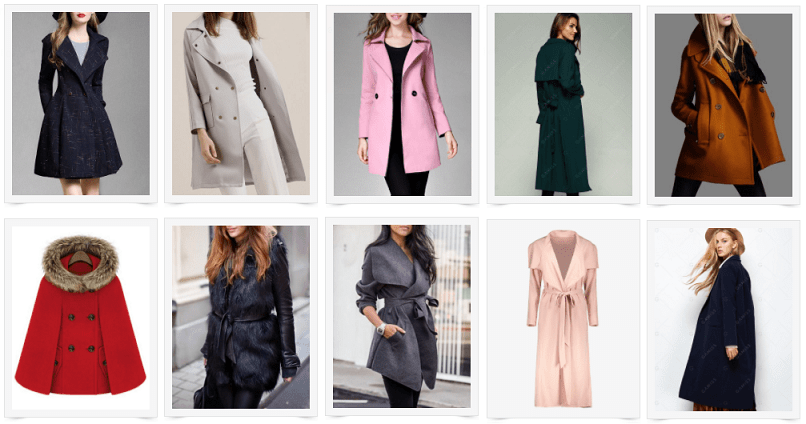Up Your Coat Game with Gamiss