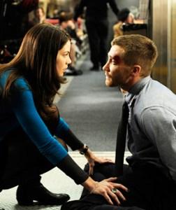 Jake Gyllenhaal,Michelle Monaghan,Sci Fi romance,Source Code,Chicago,commuter rail,dirty bomb
