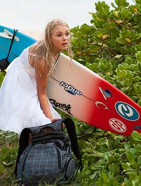 AnnaSophia Raab,Surfer,Surf Chick,Hawaii,Christian Entertainment,Shark,Shark Bite,Dennis Quaid,Carrie Underwood,Helen Hunt