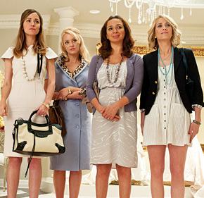 Rose Byrne,Wedding,Maya Rudolph,Kristen Wiig,Judd Apatow,Naughty Bigs,Chick Flick,Wedding Comedy