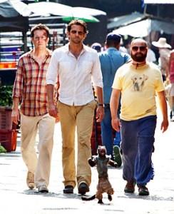 Bradley Cooper, Zach Galifianakis, Hangover 2