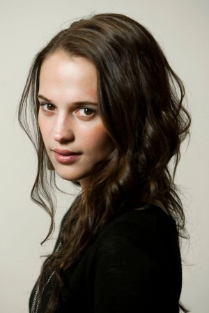 Alicia Vikander is 'The Danish Woman'