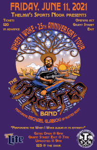 The Uprooted Band - Featuring Michael Glabicki of Rusted Root