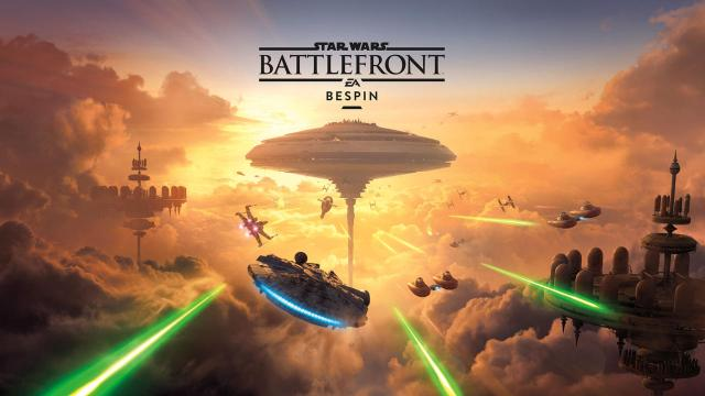Bespin's key art