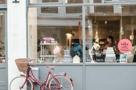 Bruges, Design shop