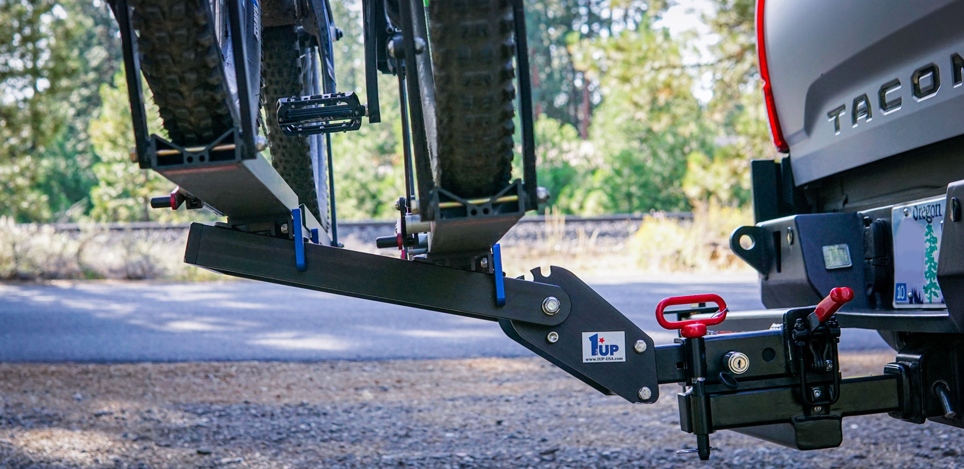 1up super duty rack review