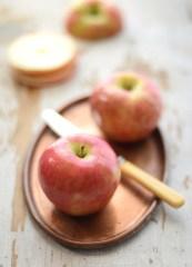Cider punch-apples