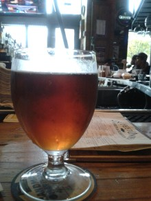 Craft beer sipping!