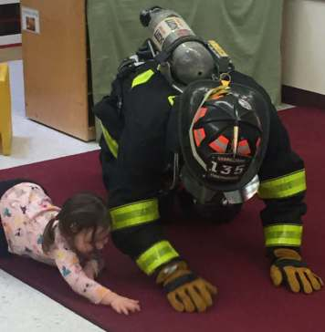 georgetown fire department tips for kids