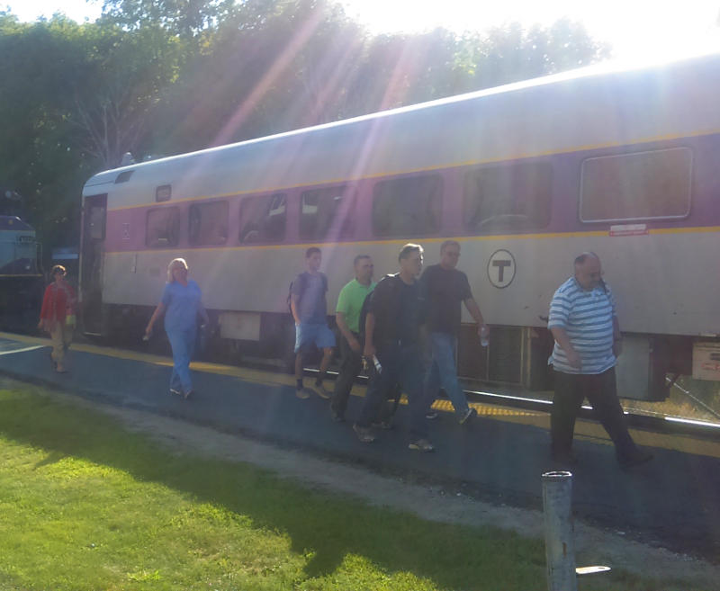 Buses Replacing Weekend Trains Start Running on Saturday | thelocalne ws