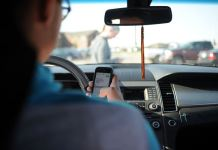 tarr distracted driving